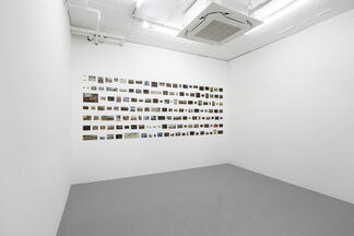 """Petit War Paintings"" Series, installation view"