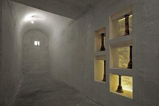 Michele De Lucchi - Colonne portanti, installation view