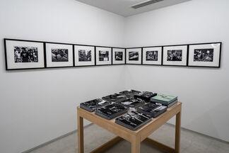 "Daido MORIYAMA ""RECORD No.35+36"", installation view"