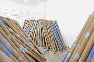 La Matte, installation view