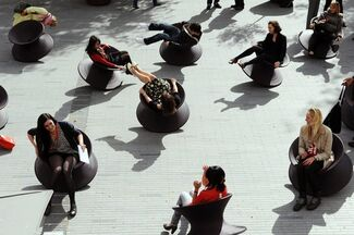 Provocations: The Architecture and Design of Heatherwick Studio, installation view