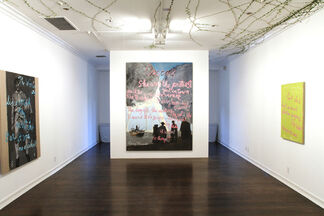 Rene Ricard: Go Mae West, Young Man, installation view