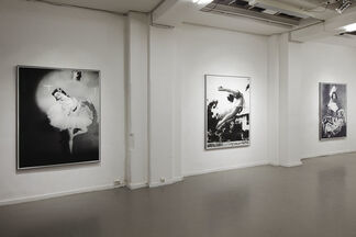 The authentic of our time, installation view