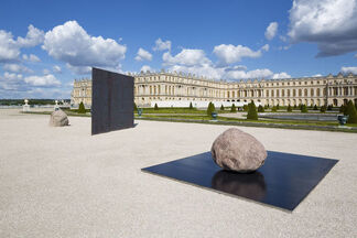 Lee UFan : Palace of Versailles, 2014, installation view