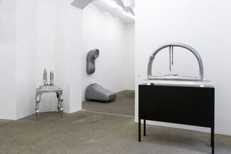 Bruno Gironcoli, installation view