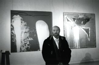 Marcello Mariani, Painting Towards the Sacred 1957-2007. Photography by Gianni Berengo Gardin. Palazzo Venezia National Museum, Rome, installation view