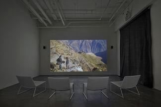 Wormhole: Lina López and François Bucher, installation view