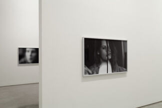 """Sam Samore - """"Accumulation of Shapes (Part One)"""", installation view"""