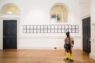 Lawrie Shabibi at 1:54 London 2017, installation view