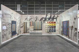 Sabrina Amrani at Art Basel in Hong Kong 2018, installation view