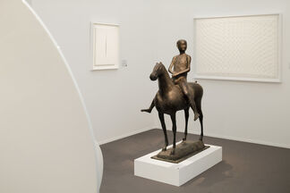 Robilant + Voena at Frieze Masters, installation view