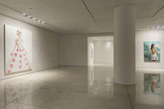 Will Cotton, installation view