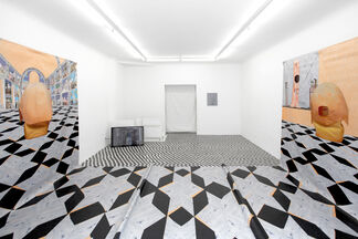 Jeanine Hofland at SUNDAY 2015, installation view