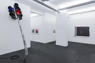 »Verkehrte Welt«, installation view