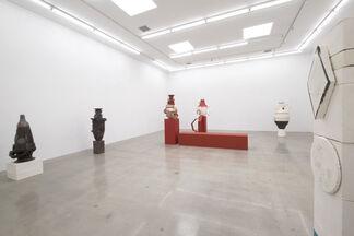 Nicole Cherubini: F, installation view