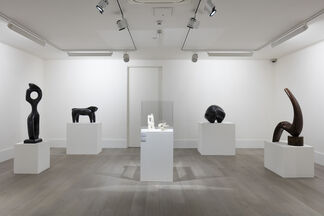 Alfred Basbous: Modernist Pioneer - Selected Works, installation view