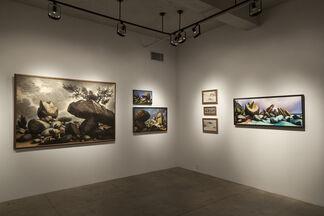 Peter Blume, installation view