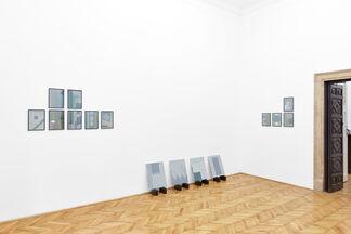 9,81, installation view