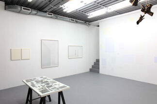 Group exhibition of Brazilian artists, installation view
