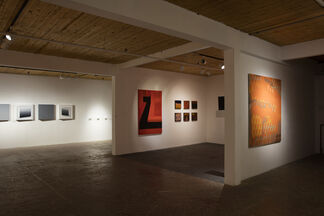 Fresh Paint / New Construction, installation view