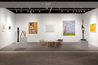 Kasmin at The Art Show 2019, installation view