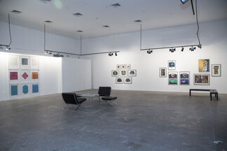 Arab Print Vol II, installation view