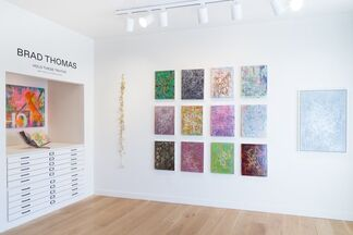 Brad Thomas: Hold These Truths, installation view