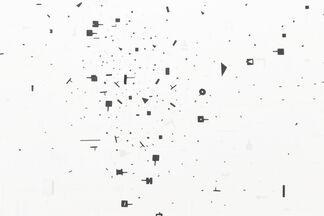 Unfolding Marco Maggi, installation view