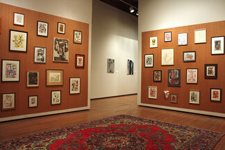 Whiting Tennis–Drawing Room, installation view