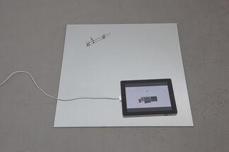 """SUNdogs"", Group exhibition, installation view"