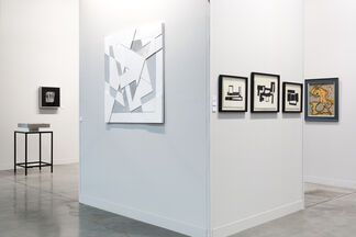 Rcm galerie at miart 2017, installation view