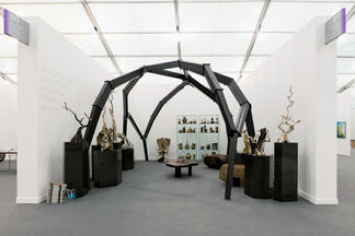 Jason Jacques Gallery at Frieze New York 2017, installation view
