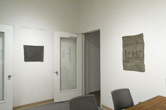 In The Office: Robert Yoder | Club Number, installation view