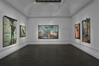 The Trance Narratives, installation view