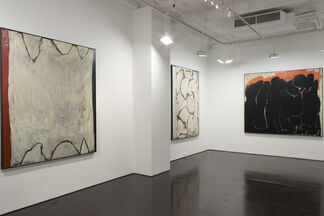 Edward Dugmore: Topography of Body & Land, installation view