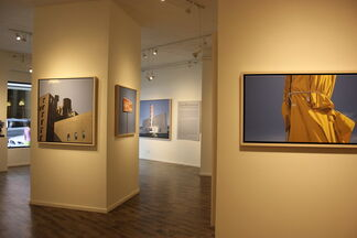 Juan Escauriaza: San Francisco and the American Landscape, installation view