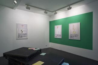 Clay Arlington, installation view