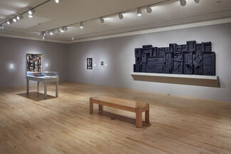 Louise Nevelson: The Fourth Dimension, installation view