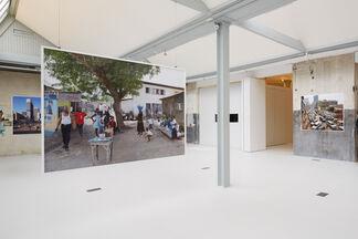 Africa Junctions - Lard Buurman, installation view