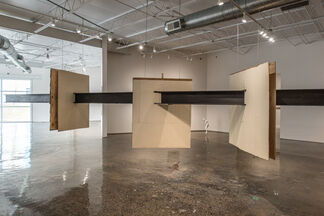 Easy Air, installation view