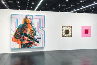 Mai 36 Galerie at Art Cologne 2015, installation view