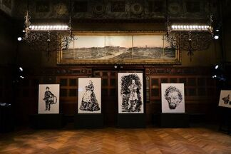 Moments in the Bellum, installation view