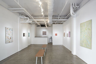 Clare Grill- Petal, Pedal, Peddle, installation view