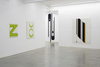 Jens Wolf, installation view