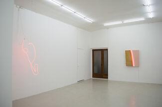 Gun Gordillo - in light, installation view