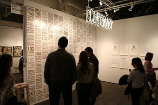 SCOPE NYC 2013, installation view
