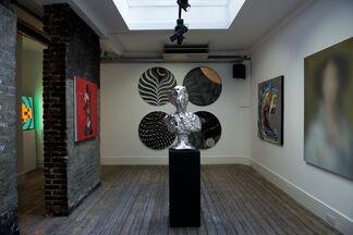 Still Here, A Decade Of Lazarides, installation view