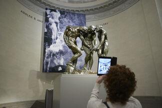 KLIMT & RODIN: An Artistic Encounter, installation view