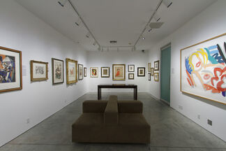 Discovering Fine Art Prints, installation view