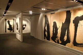 Qin Feng Solo Exhibition, installation view